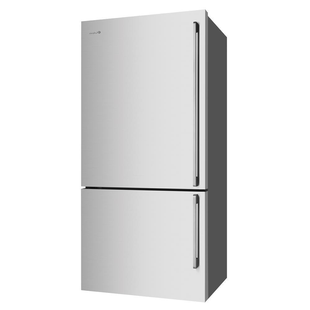 Westinghouse WBE5304SB 528L Bottom Mount Fridge (S/Steel) [Left]