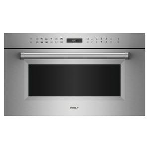 WOLF 45cm M Series Compact Professional Speed Oven ICBSPO30PMSPH