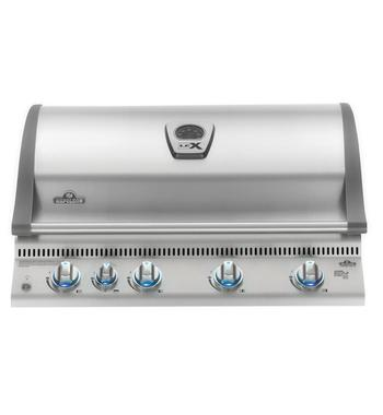 Napoleon BILEX605RBINSS-AU Lex 605 Built-In Natural Gas BBQ