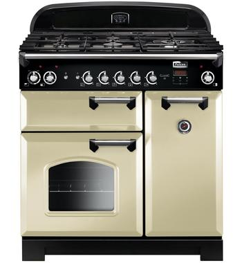 Falcon CLA90NGFCR-CH 90cm Freestanding Natural Gas Oven/Stove