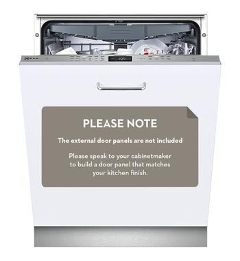 NEFF S515M60X0A Fully Integrated Dishwasher