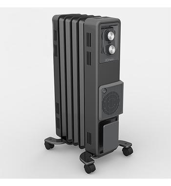 Dimplex 1.5kW Oil Free Column Heater with Thermostat and Turbo Fan ECR15FA