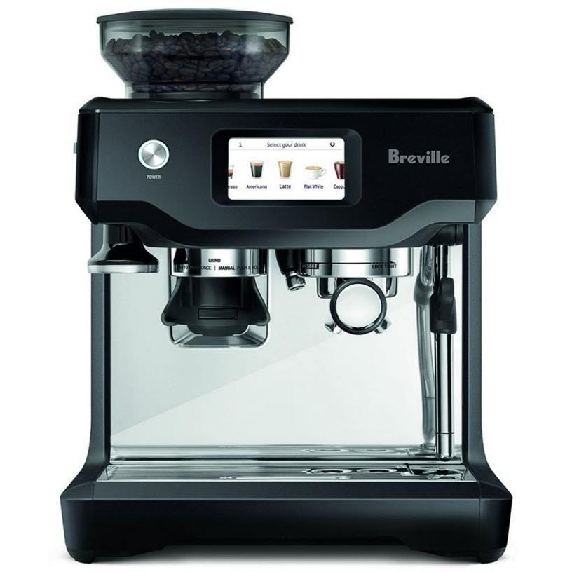 Breville the Barista Touch Coffee Machine (Black Truffle)