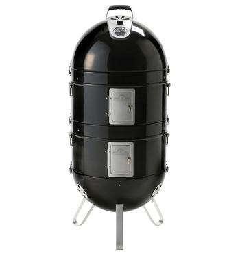 Napoleon AS300K Apollo 300 Charcoal Fuel Smoker BBQ