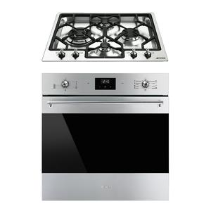 Smeg Cooking Pack with Gas Cooktop STARTERPACK