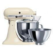 KitchenAid – KSM160 Almond Cream – Artisan Stand Mixers