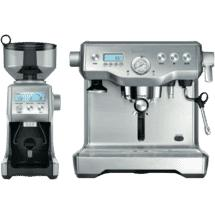 Breville The Dual Boiler with Smart Grinder Pro