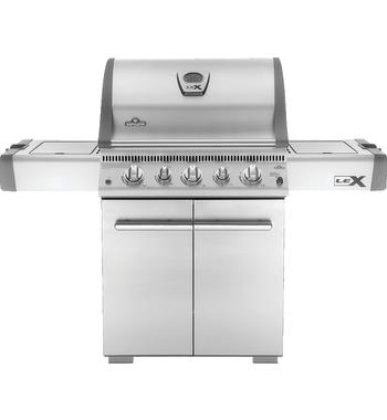 Napoleon LEX485RSBIPSS-AU Natural Gas Grill with Infrared Rear and Side Burner