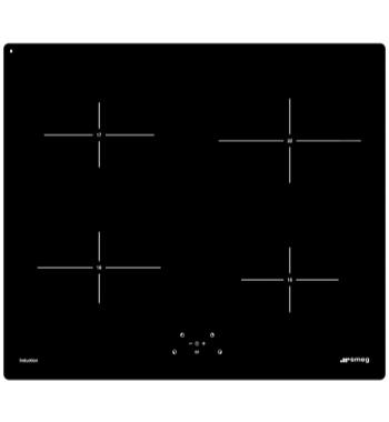 Smeg PIP264B-1 60cm Classic Aesthetic Induction Cooktop