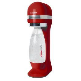 Soda King Classic Sparkling Water Machine – Red Na