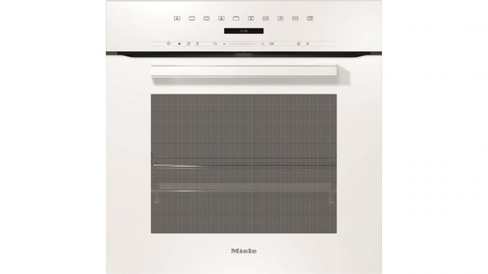 Miele H 7264 BP 600mm Pyrolytic Oven – Brilliant White