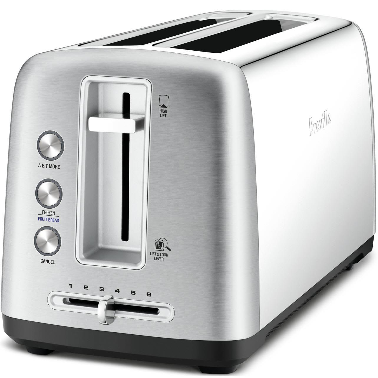 Breville the Toast Control Long 2 Slice Toaster