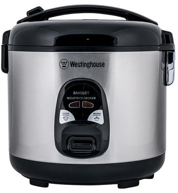 Westinghouse WHRC10C01SS Rice Cooker