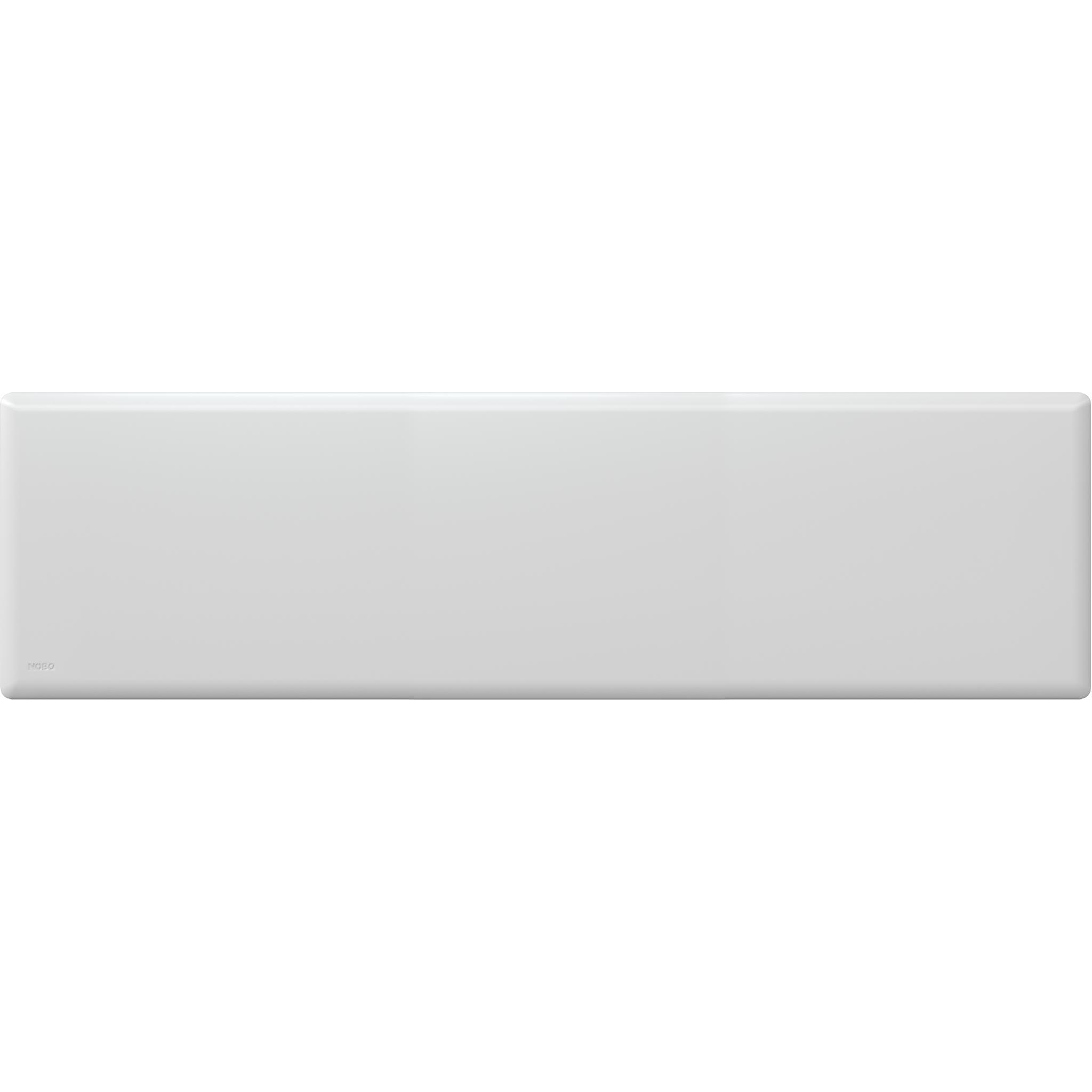 Nobo 2.4kW Slimline Electric Panel Heater with Timer