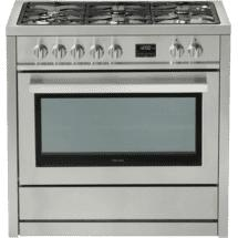 Technika 90cm Dual Fuel Upright Cooker