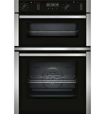 NEFF U2ACH7CN0A 60cm Electric Built-in Double Oven
