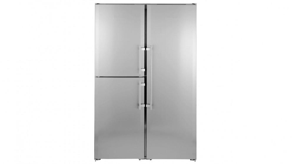 Liebherr 726L Side-by-Side Fridge with Ice Maker