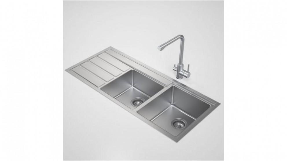 Caroma Compass 1.75 Right Hand Bowl Sink