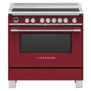 Fisher & Paykel – OR90SCI6R1 – 90cm Freestanding Induction Cooker – Red