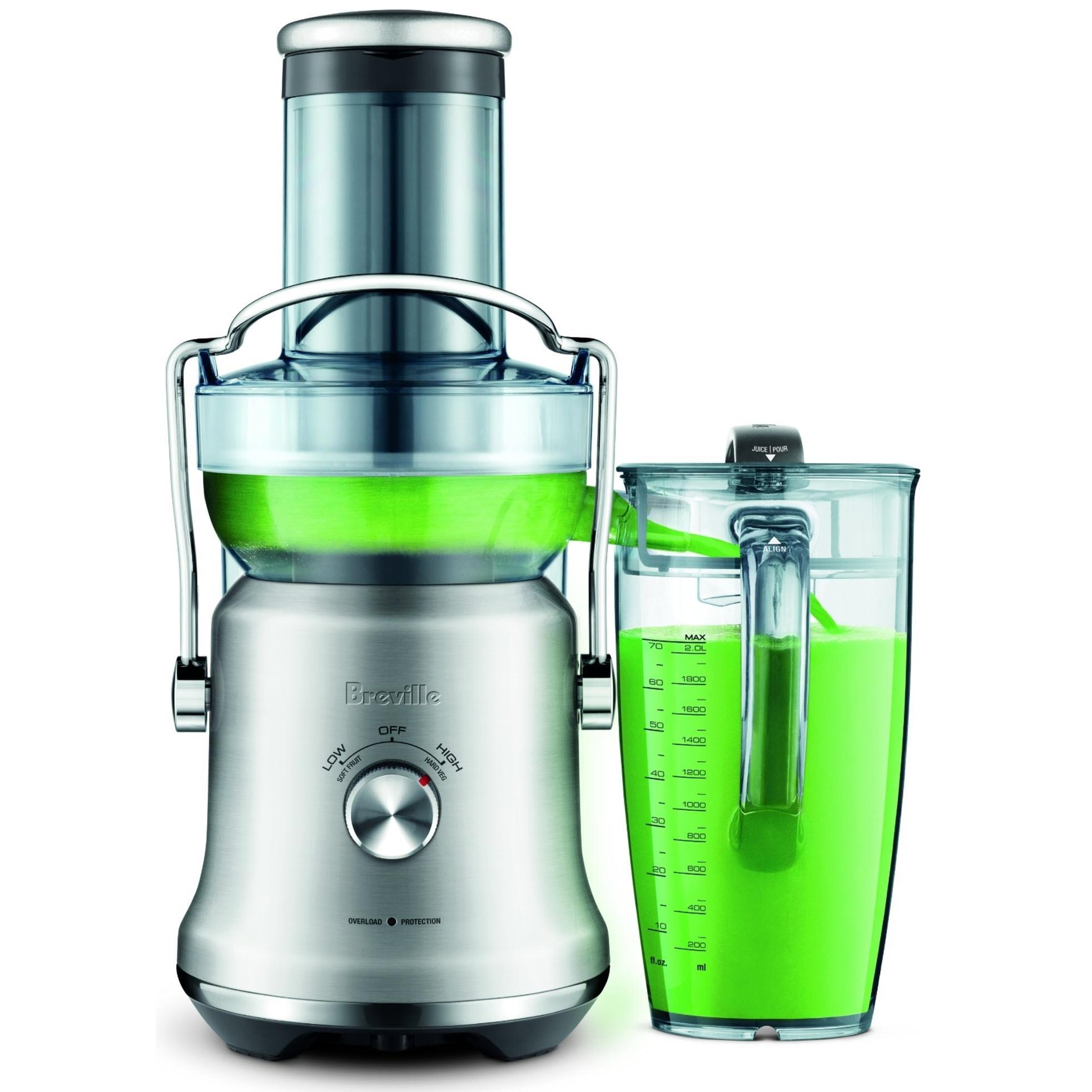 Breville The Juice Fountain Cold Plus Juicer