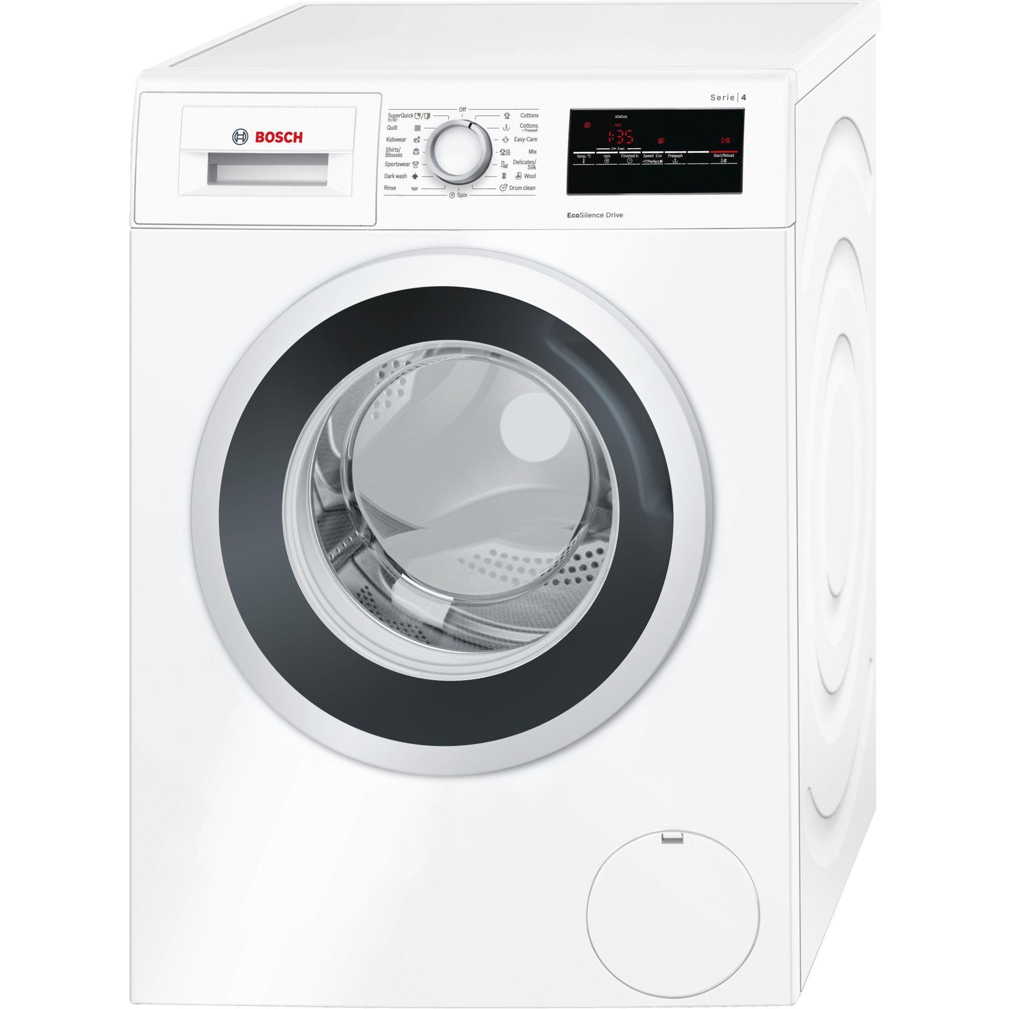 Bosch WAN22120AU 7.5Kg Front Load Washer