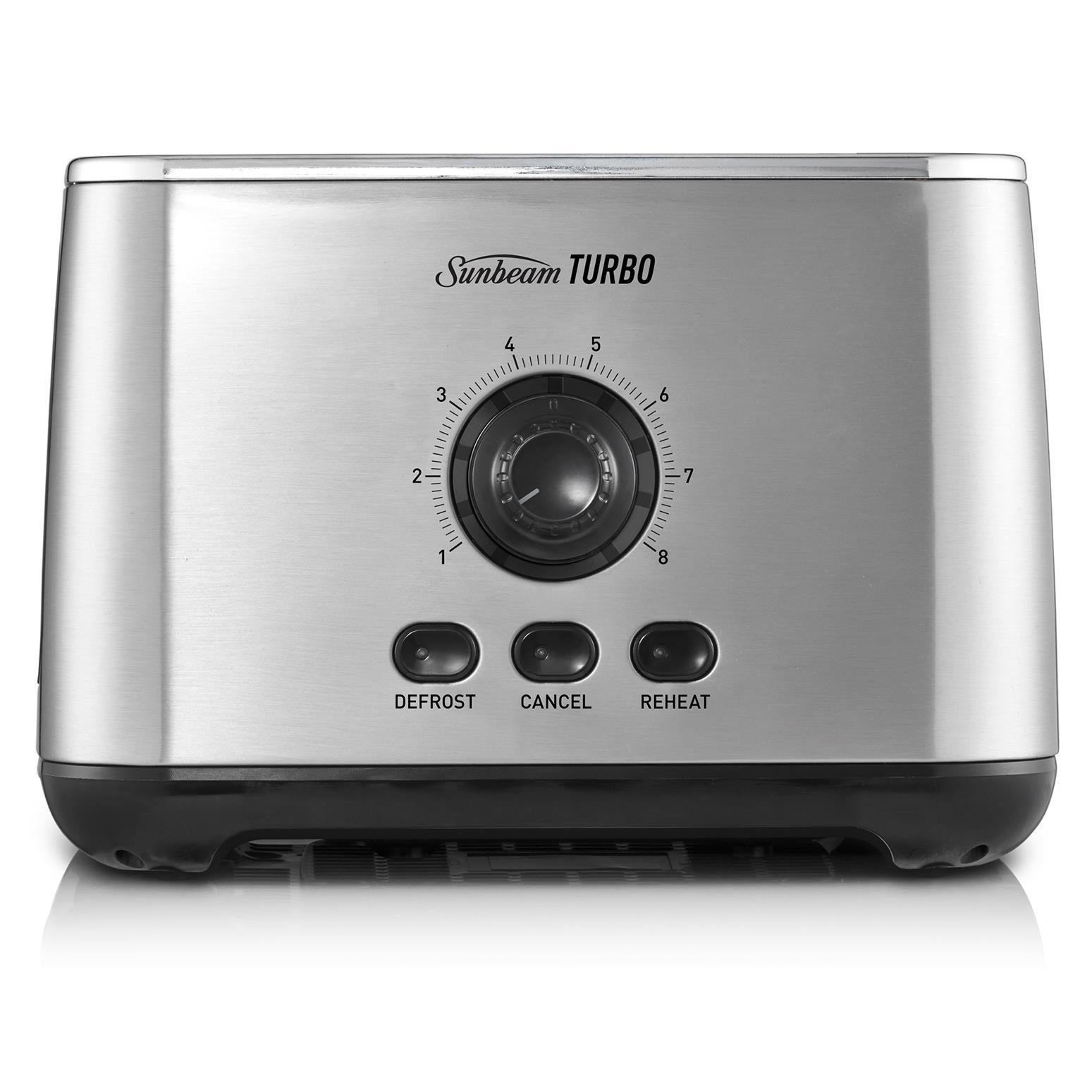 Sunbeam Turbo Toaster