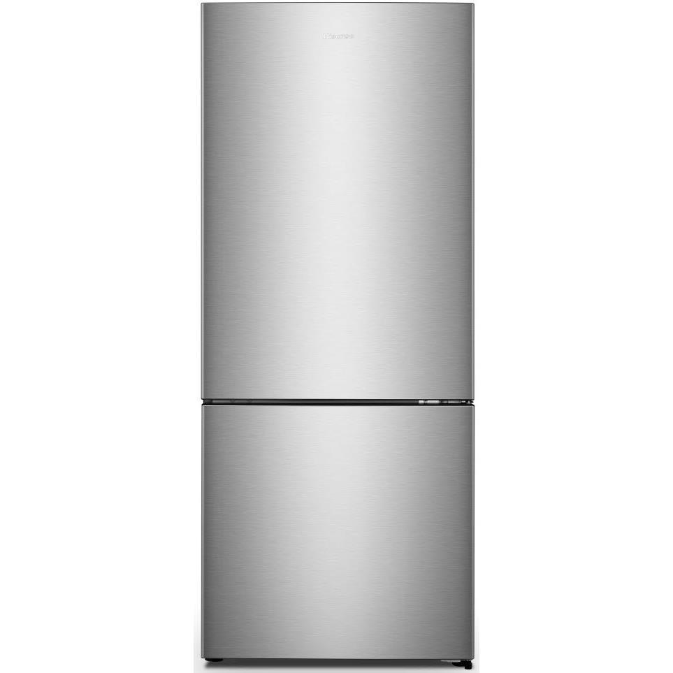 Hisense HR6BMFF453S 453L Bottom Mount Fridge (S/Steel)