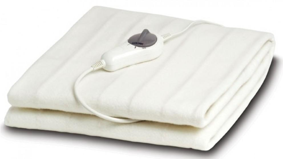 Goldair Flat Electric Blanket – Small Single