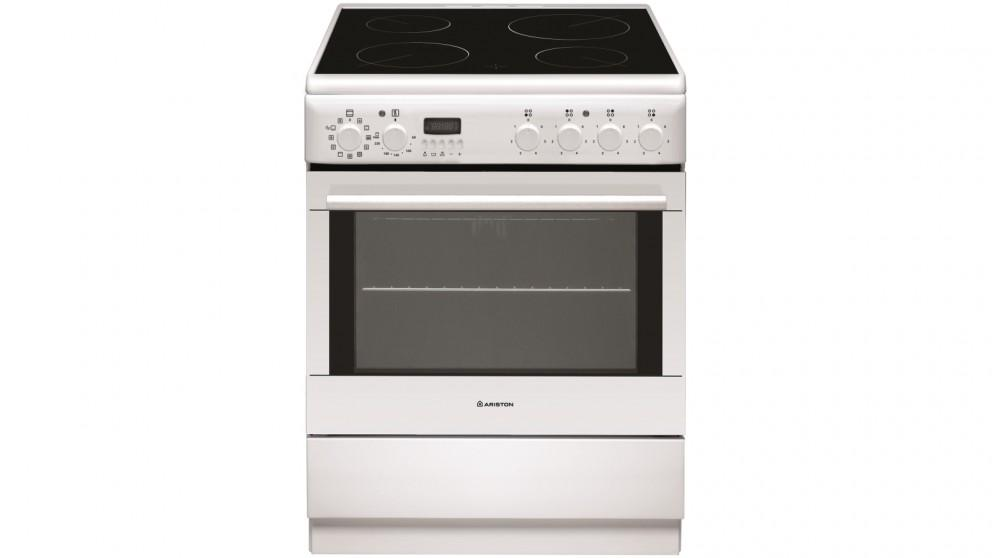Ariston 600mm Upright Freestanding Cooker – White