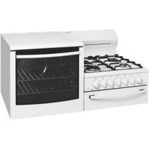 Westinghouse Right Hand Gas Elevated Cooker