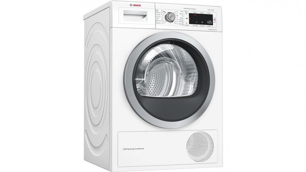 Bosch 9kg Tumble Heat Pump Dryer