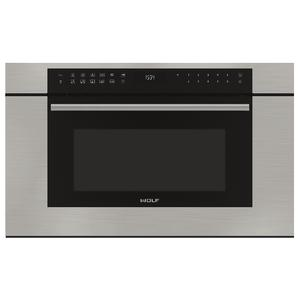 WOLF 45L M Series Transitional Built-In Microwave Oven 900W ICBMDD30TMSTH