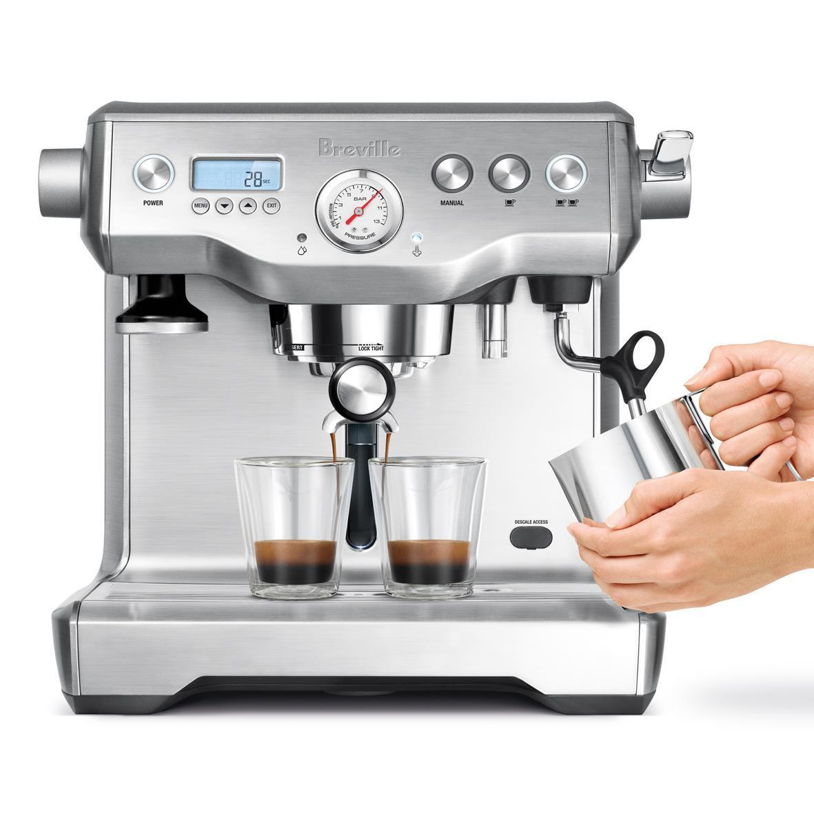 Breville the Dual Boiler Coffee Machine