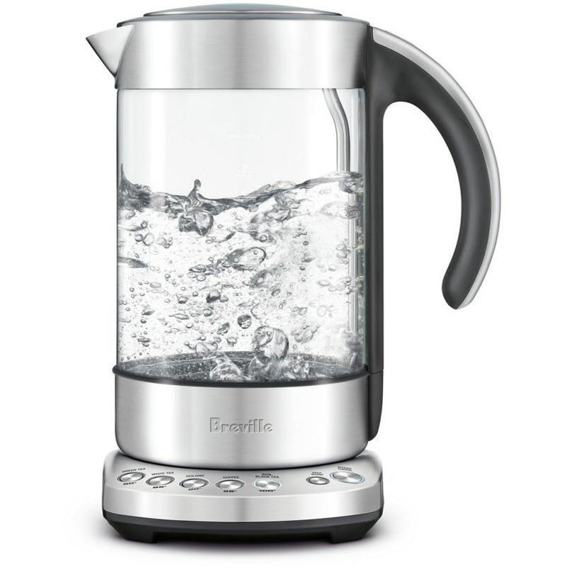 Breville The Smart Kettle Clear 1.7L Glass Kettle