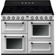 Smeg – TR4110IWH – 110cm Victoria Induction Freestanding Cooker
