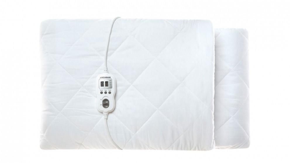 Linen House Quilted Electric Blanket – King