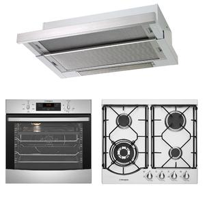 Westinghouse Cooking Package WVE615SWHG644SAWRH60