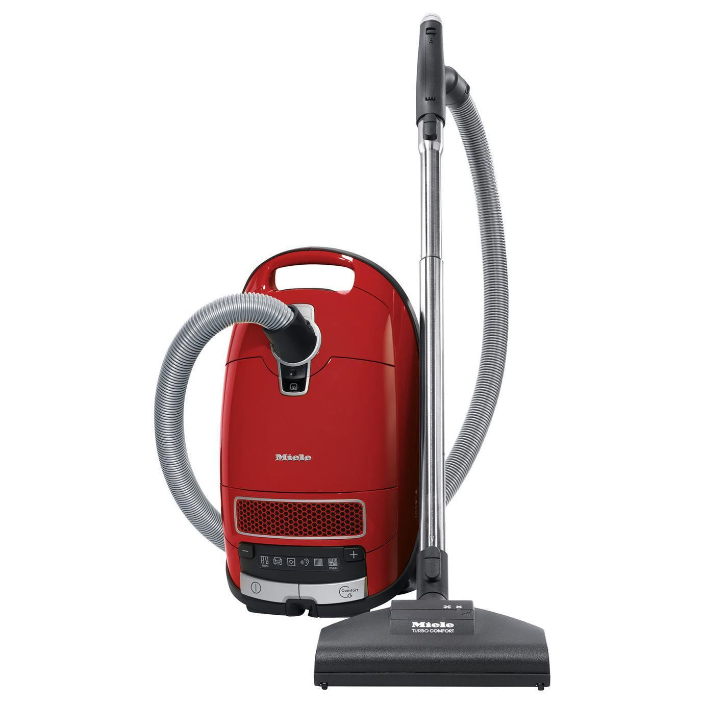 Miele Complete C3 Cat & Dog Powerline Vacuum Cleaner(Autumn Red)