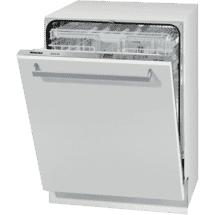 Miele Fully Integrated Clean Steel Dishwasher