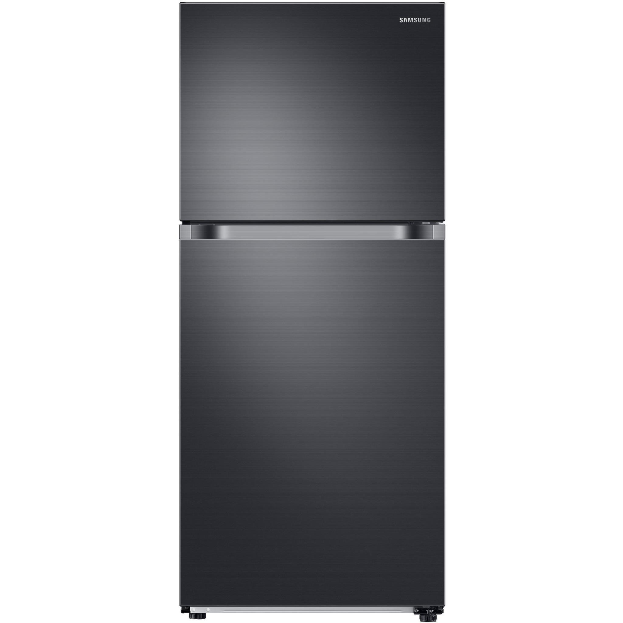 Samsung SR520BLSTC 525L Top Mount Fridge (Black S/Steel)