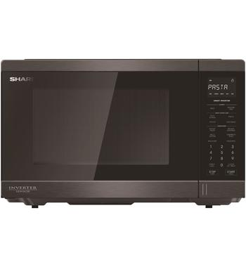 Sharp R395EBS Smart Inverter Microwave 1200W