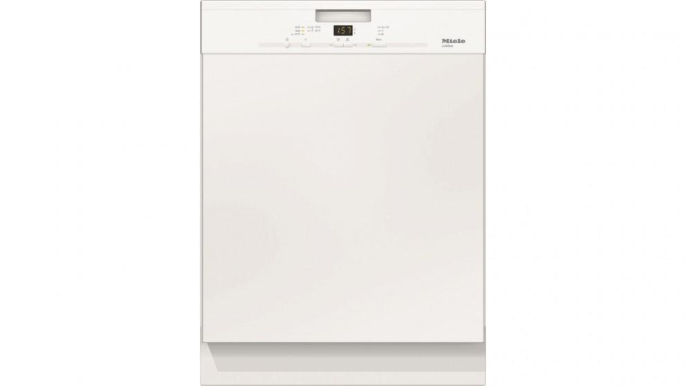 Miele G 4930U 60cm Built-under Dishwasher – Brilliant White