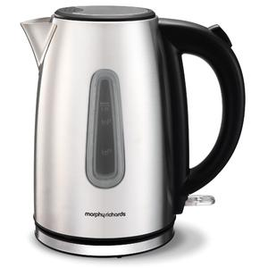 Morphy Richards Equip Stainless Steel Kettle 102777