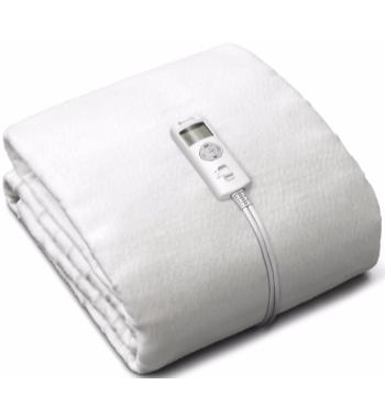 Breville Single Fitted Electric Blanket BZB417WHT