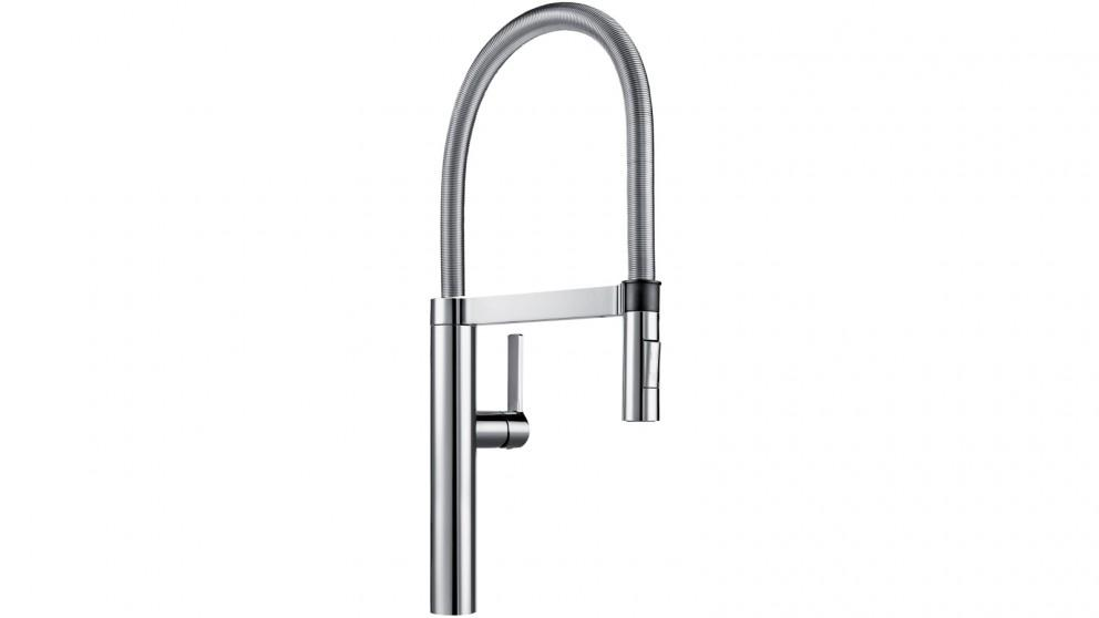Blanco Single Lever Mixer Tap with Flexi Arm – Brushed Chrome