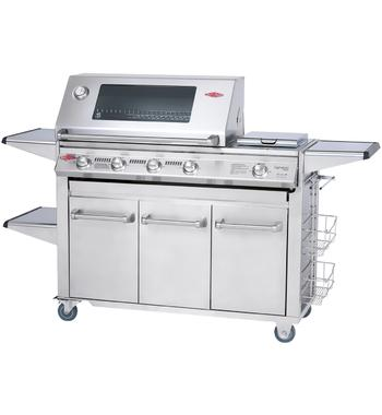 Beefeater BS30060 Signature SL4000 5 Burner Mobile Natural Gas BBQ