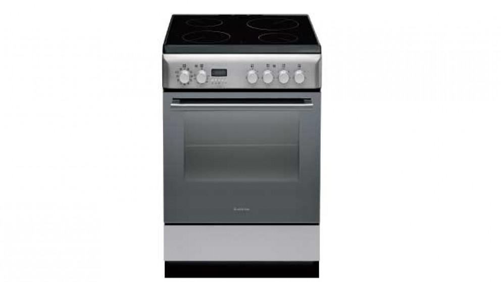 Ariston 600mm Upright Freestanding Cooker – Stainless Steel