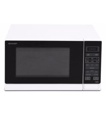 Sharp R30A0W Microwave 900W
