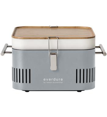 Everdure by Heston Blumenthal HBCUBES Cube Portable Charcoal BBQ