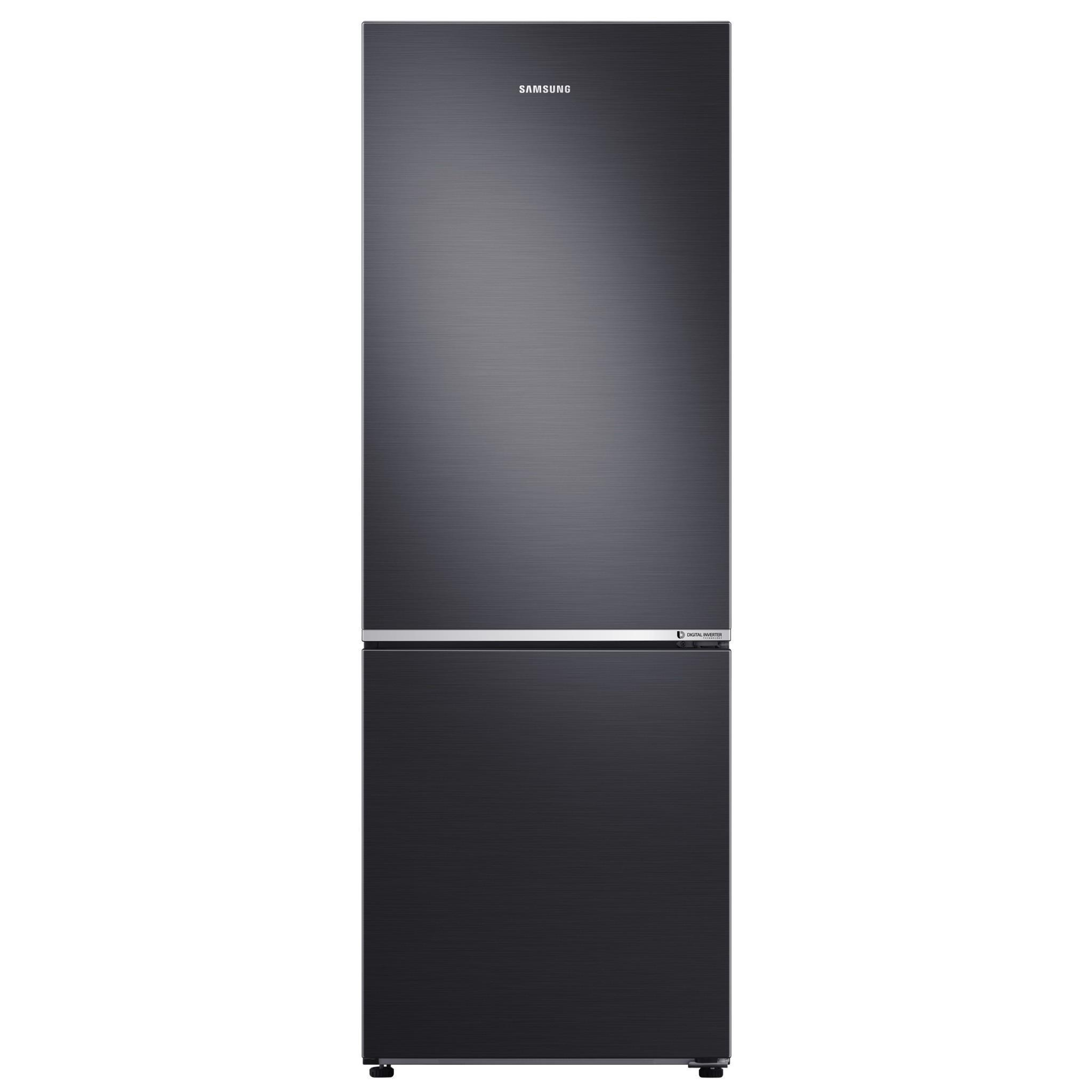 Samsung SRL334NMB 336L Bottom Mount Refrigerator (Black)